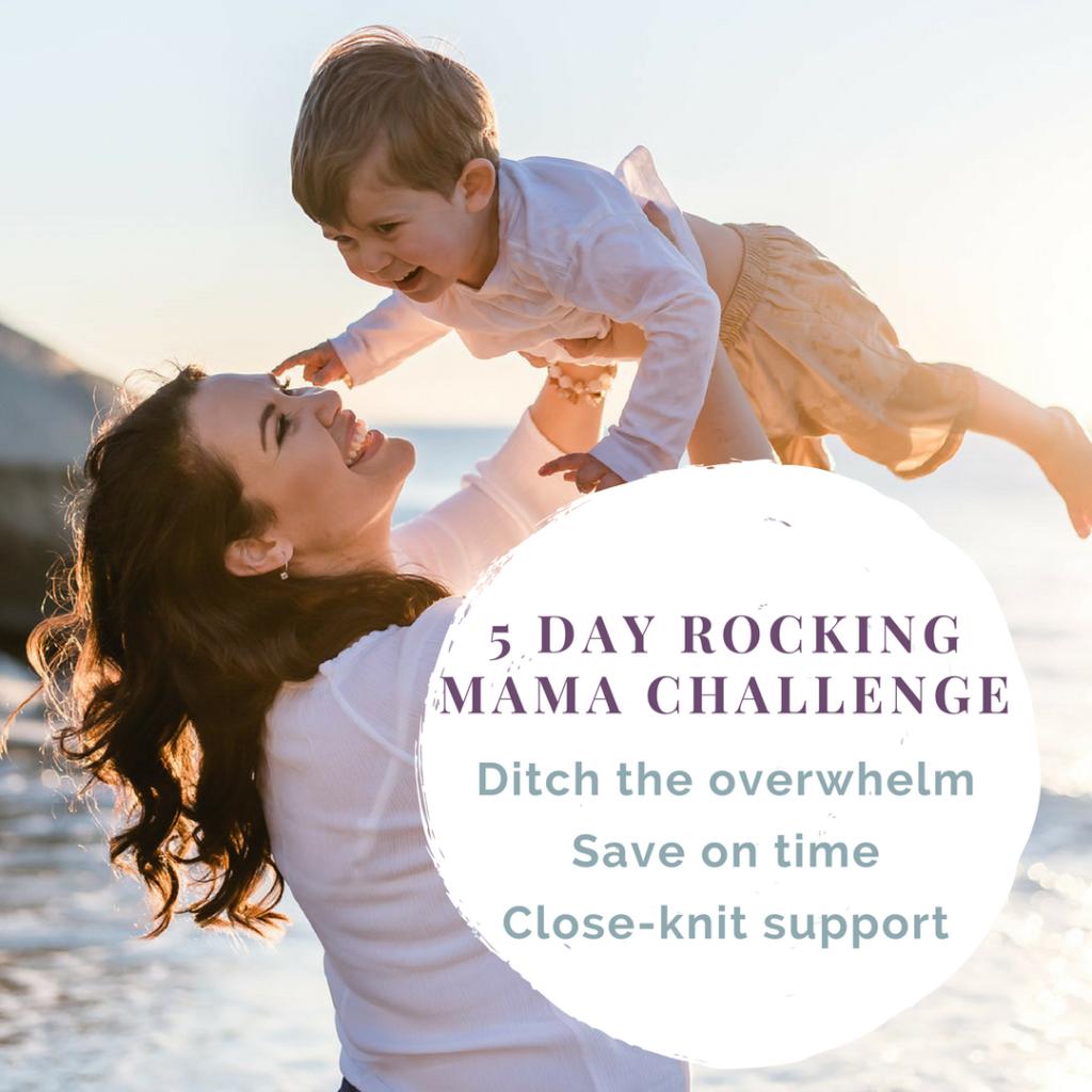 5 Day Rocking Mama Challenge final